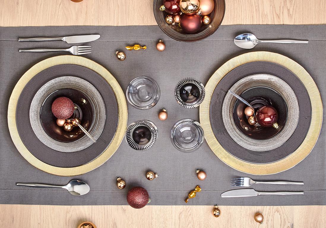 40 jolies tables de f te elle. Black Bedroom Furniture Sets. Home Design Ideas