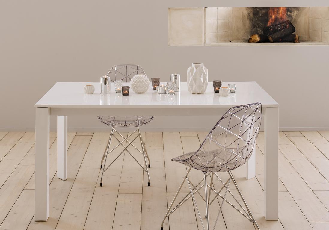 Une d coration de table de no l qui revisite la petite - Decoration table reveillon jour de l an ...
