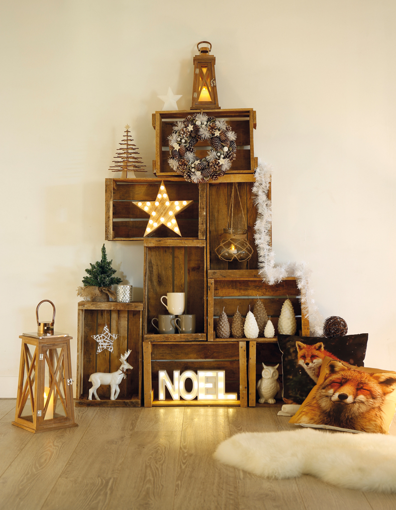 sapin de noel maison du monde interesting suspensions de nol maisons du monde with sapin de. Black Bedroom Furniture Sets. Home Design Ideas