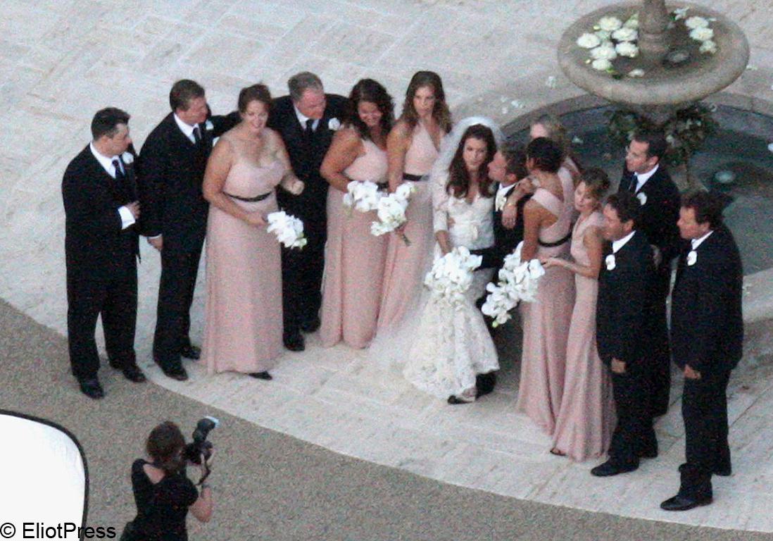Le mariage de kate walsh et alex young les meilleures photos de mariage de stars elle - Les photos de mariage ...