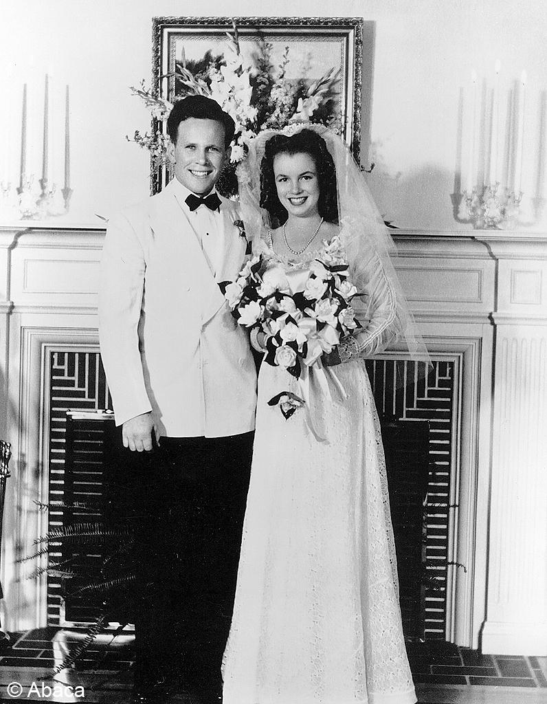 Le mariage de marilyn monroe et james dougherty les - Les photos de mariage ...