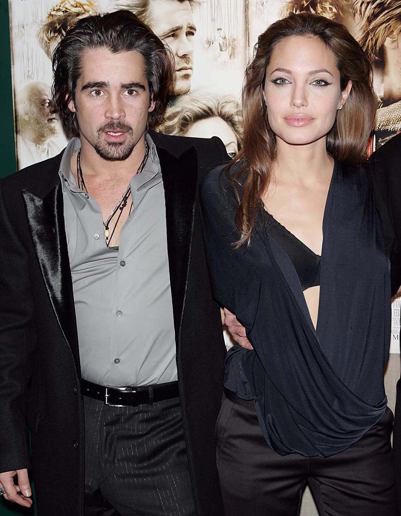 Angelina Jolie En Couple Ses Plus Belles Histoires D