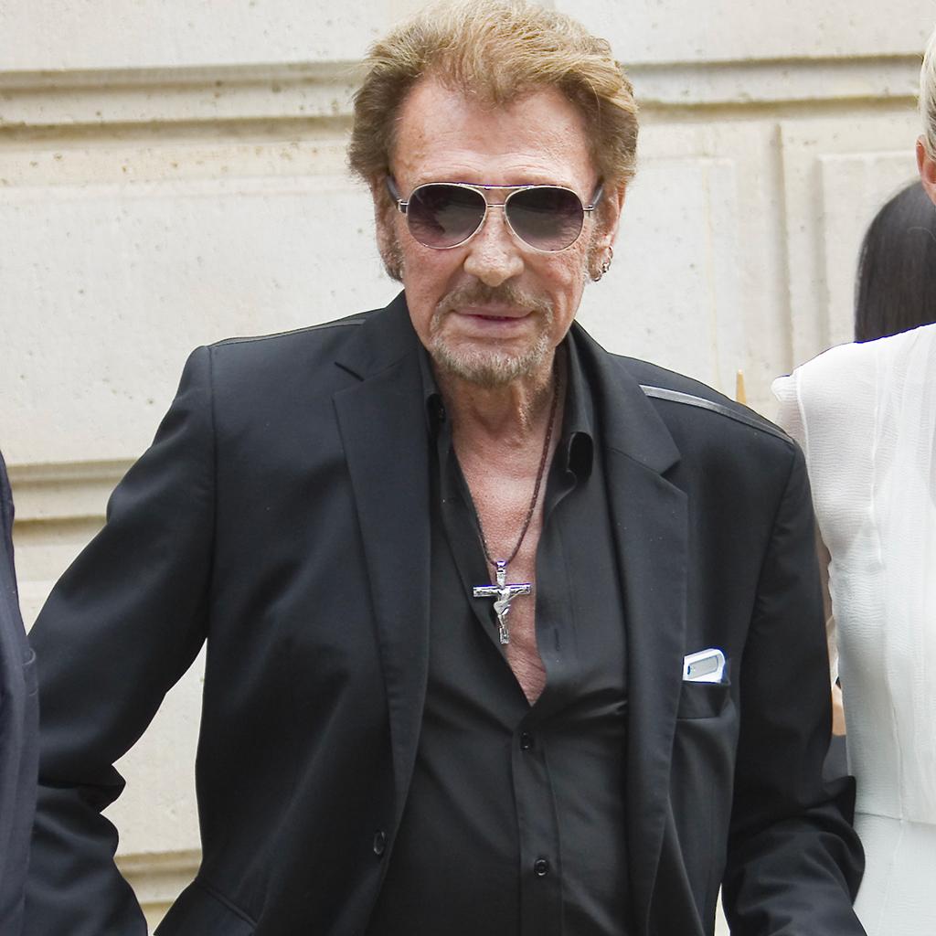 Johnny hallyday sorti de l h pital il est de retour sur les r seaux sociaux elle - Housse de couette johnny hallyday ...