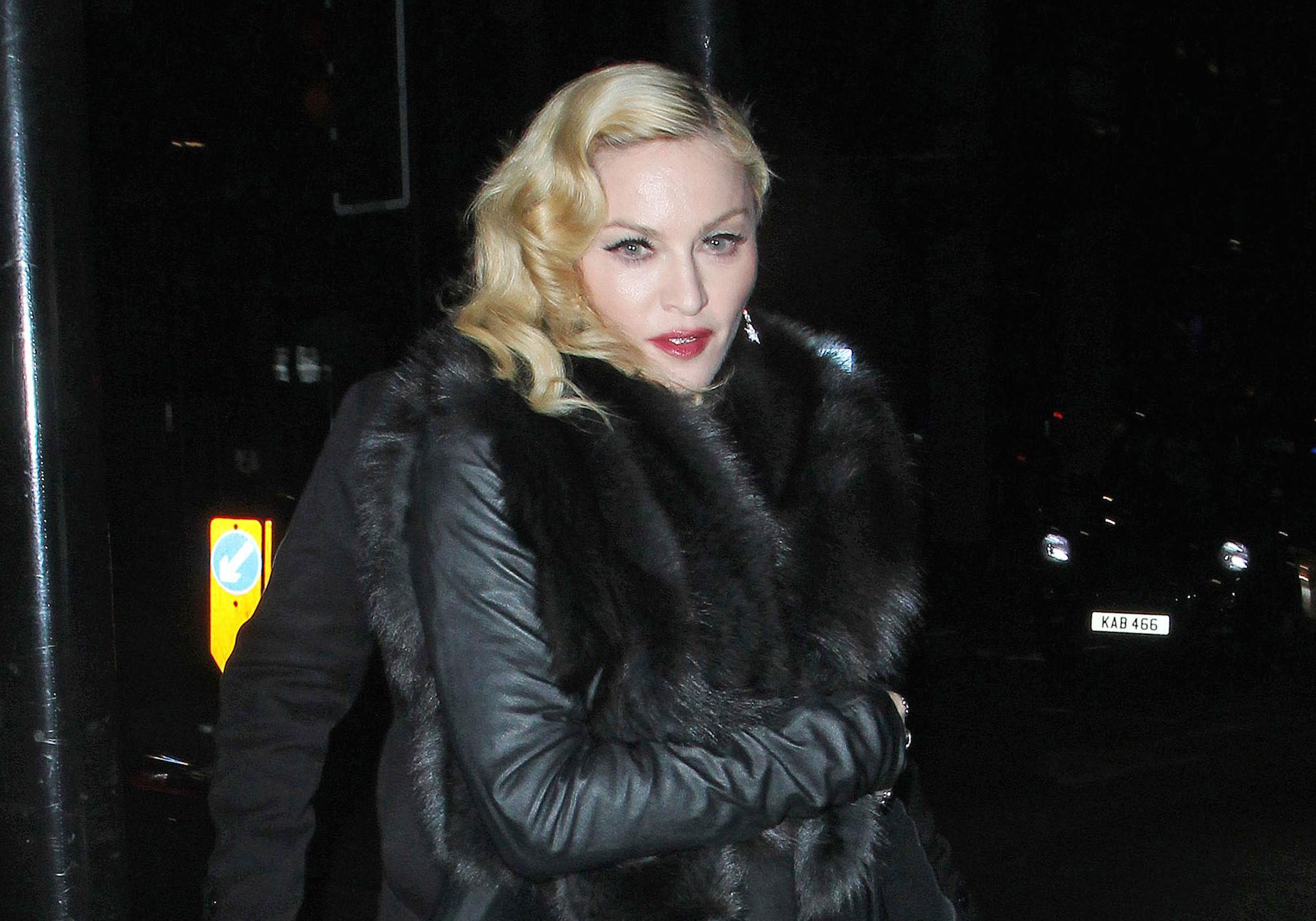 Madonna explique pourquoi elle n a pas port plainte apr s - Porter plainte combien de temps apres ...
