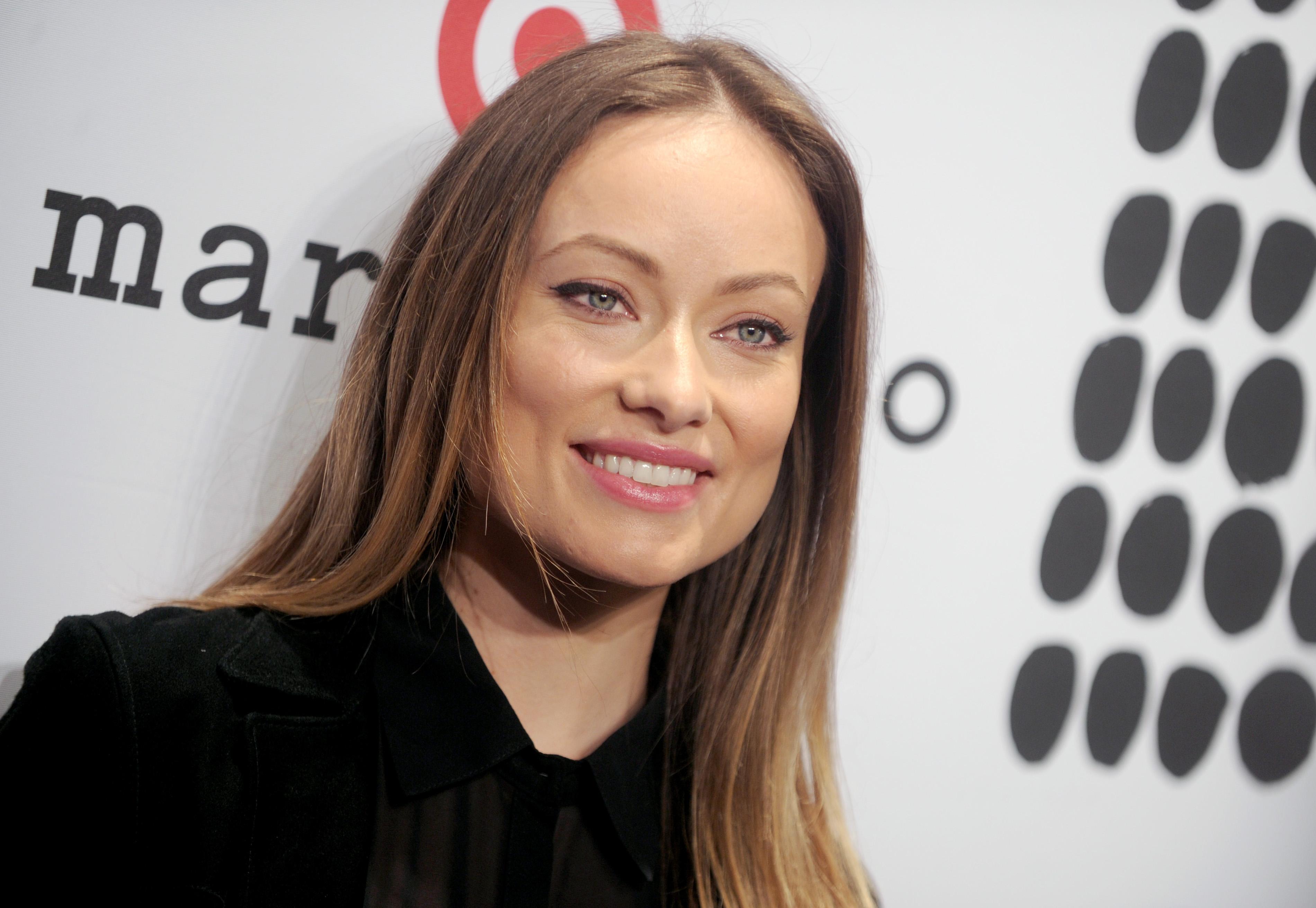 people news olivia wilde actrice change coiffure pour plus ressembler melania trump