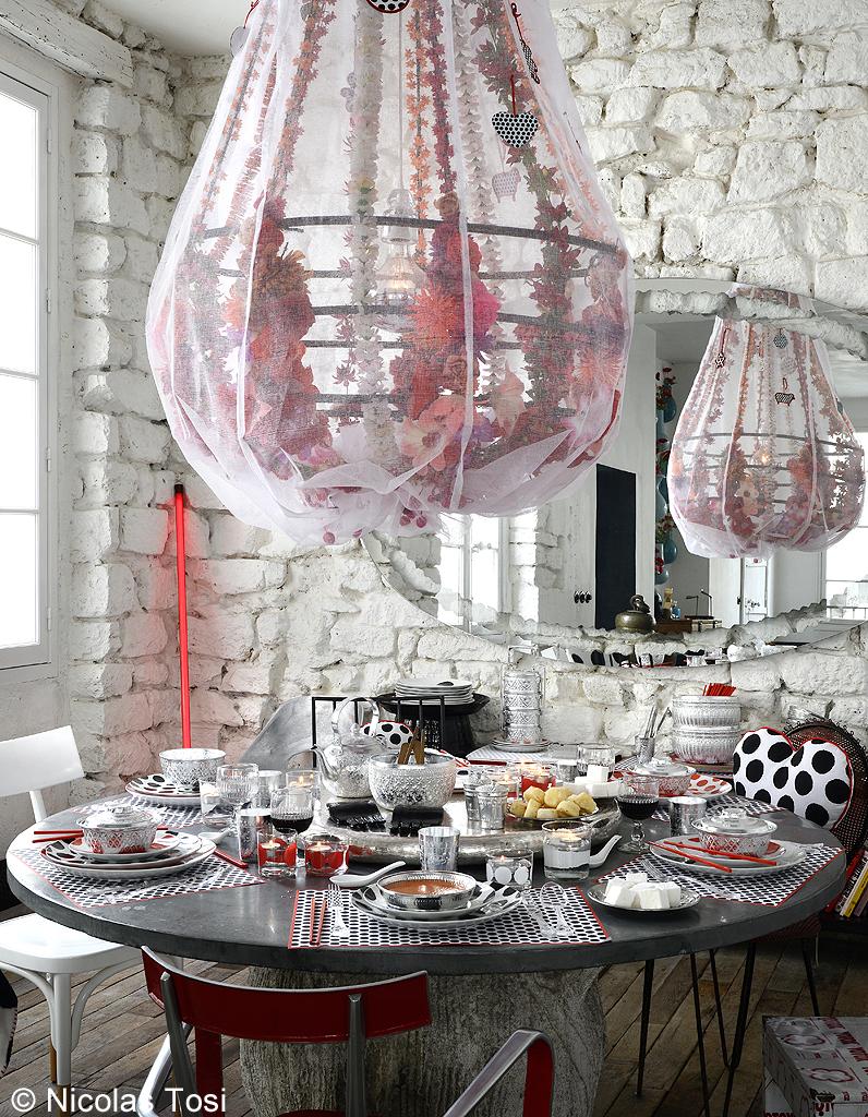 table de no l de paola navone no l 5 tables de cr ateurs elle. Black Bedroom Furniture Sets. Home Design Ideas