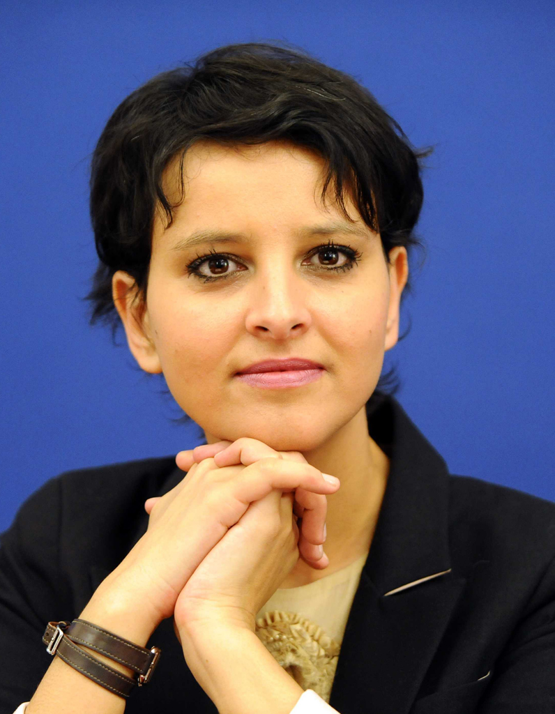 najat vallaud belkacem la ministre des droits des femmes a t elle du pouvoir elle. Black Bedroom Furniture Sets. Home Design Ideas