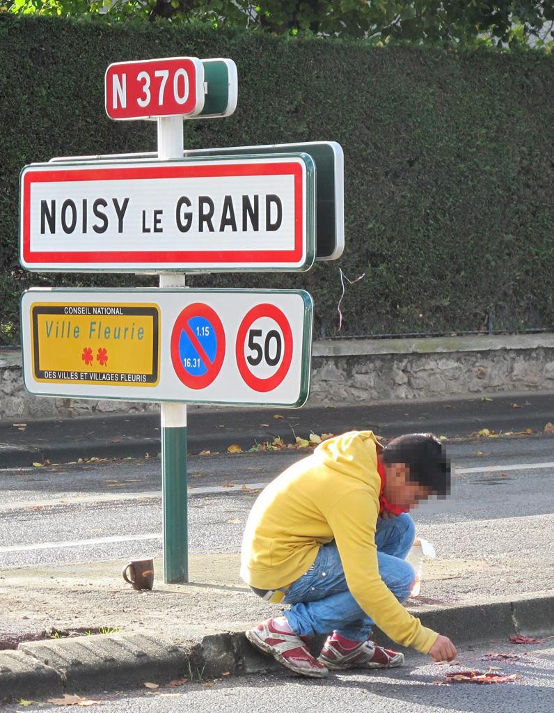 Ados roms renvers s noisy le grand plainte des for Noisy le grand garage