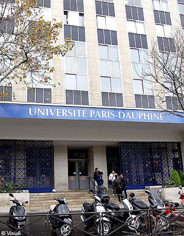 Bizutage dauphine un tudiant d finitivement exclu elle - Portes ouvertes paris dauphine ...